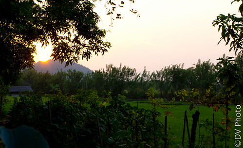 travel sunset srilanka flickraward