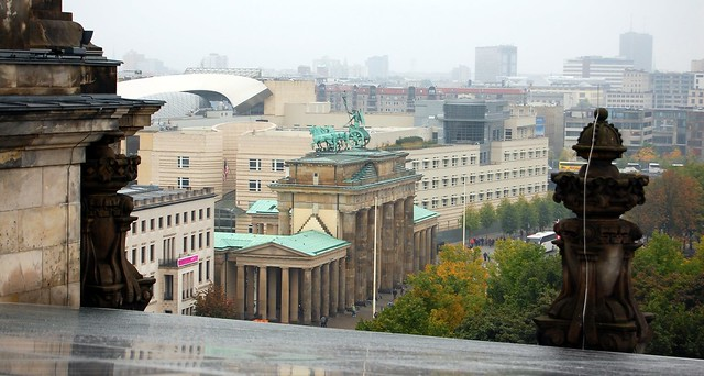 Parlamento Alemão - Bundestag ou Reichstag