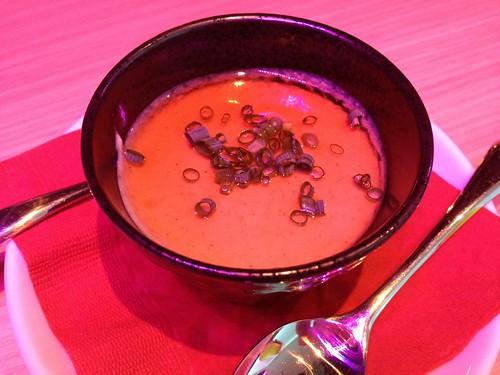 ブロッコリーの自家製豆腐@4 Seasons LDK