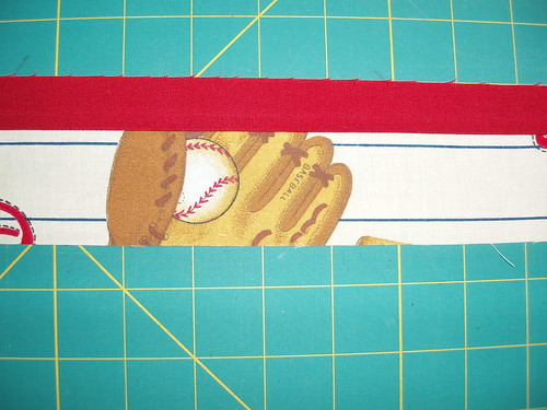 2 sided binding step 3