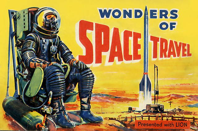 1954 ... 'Wonders Of Space' | Explore x-ray delta one's ...