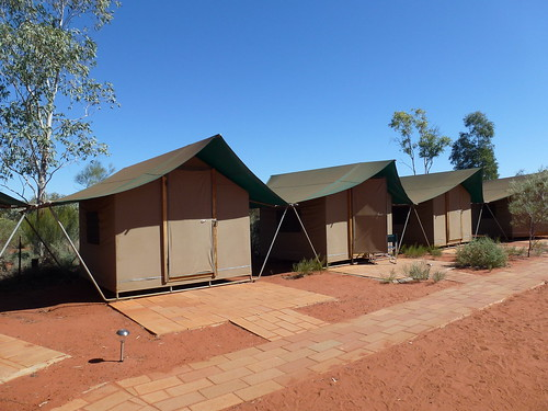 Intrepid Camp at Yulara