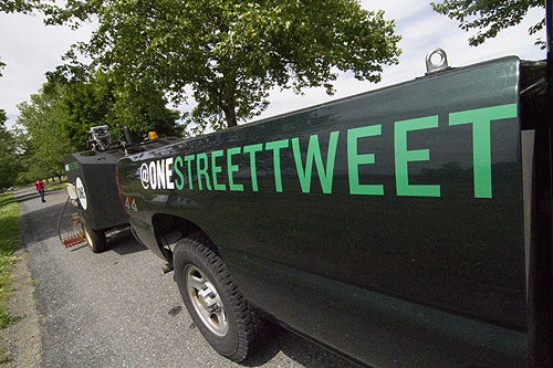 انشر تغريداتك فى شارع واشنطن