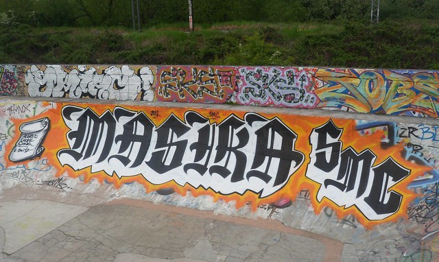 not the graffiti type.....2012