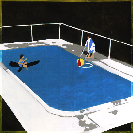 Swimming Pool with Ball, 2006