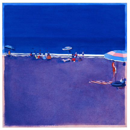 Purple Beach, 2011