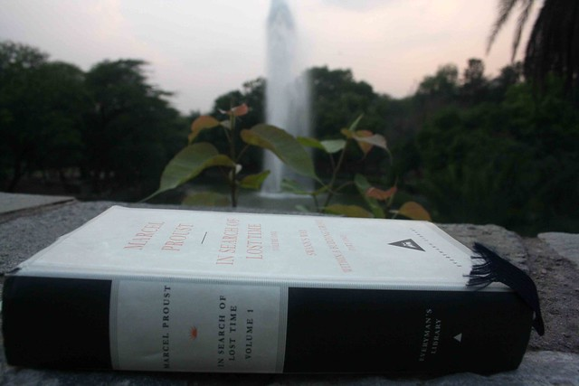 City Reading – The Delhi Proustians XIX, Athpula Bridge