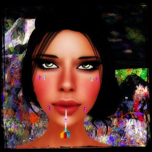 ELUZION Akasha Piercing (free) by Cherokeeh Asteria