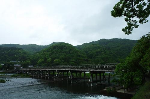 渡月橋 #1