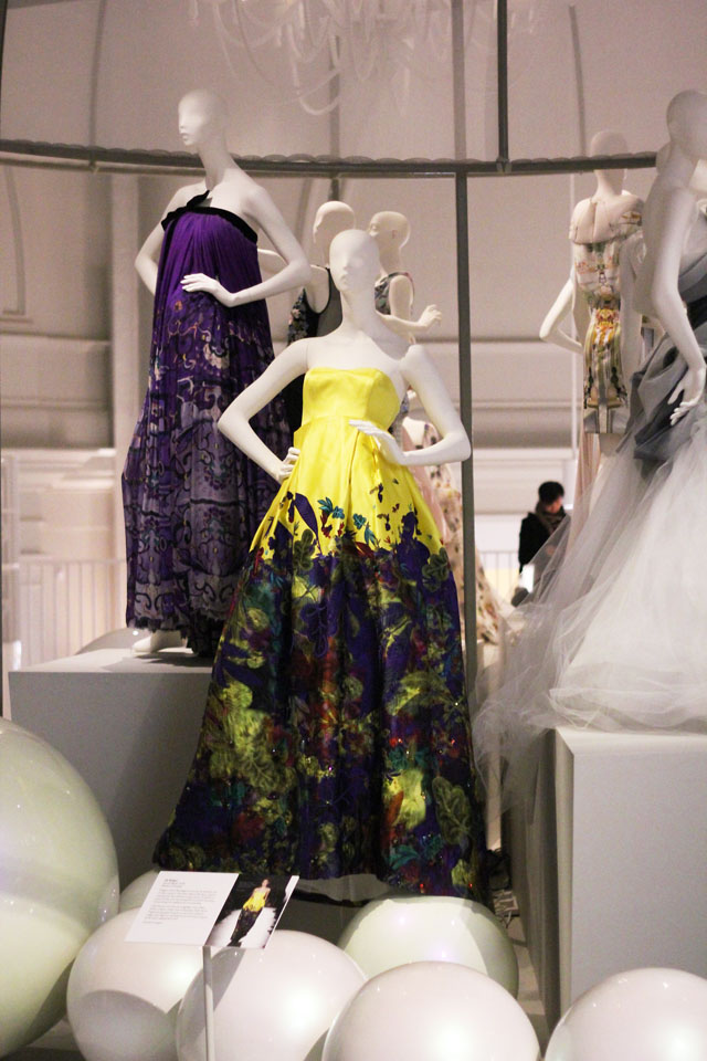 V&A Ballgowns British Glamour since 1950