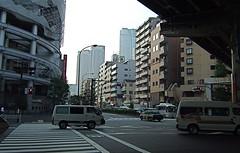 under Tokyo Expressway street view