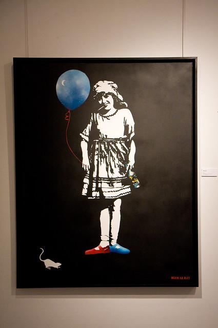 Blek Le Rat, Opera Gallery