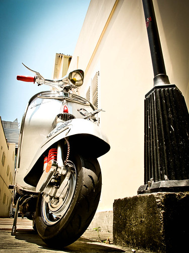Vespa GS 160 MK II by northernsoule