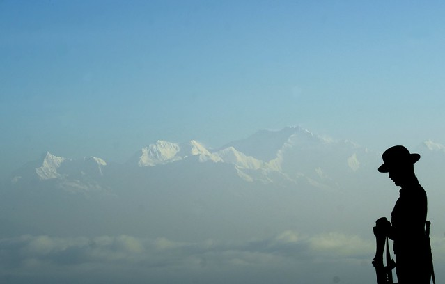Guard of Kangchenjunga