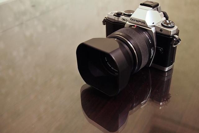 Olympus E-M5 OM-D + Panasonic Leica DG 25mm f/1.4