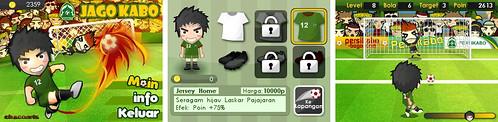 Screenshot game Jago Kabo yang dikembangkan oleh Chocoarts