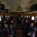 Inside the Korean train car by dutchct