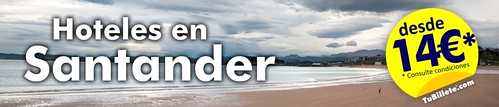 oferta para viajar a santander