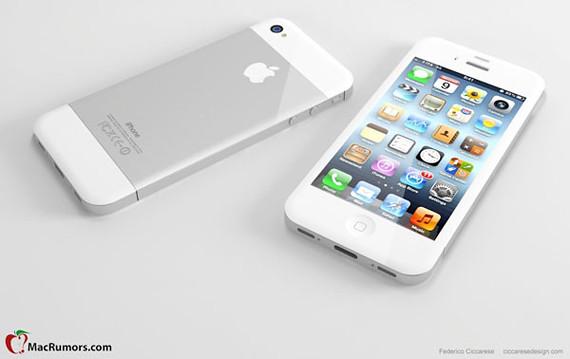 Nuevo iPhone 5 con pantalla más grande y nueva tecnología