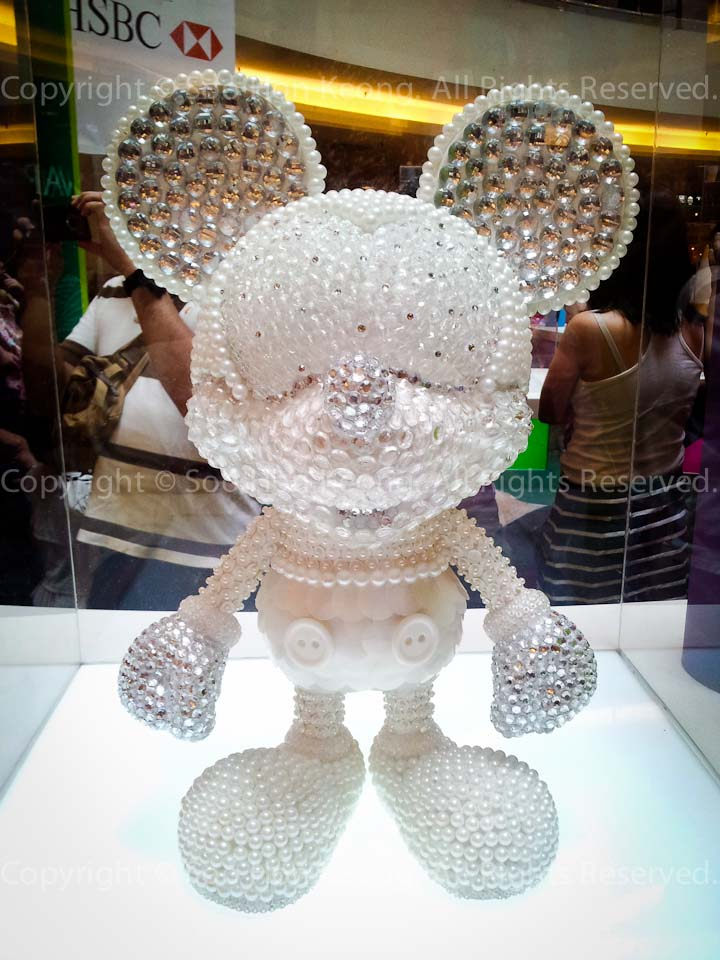 Mickey - Through the Years Since 1928 @ MidValley, Kuala Lumpur
