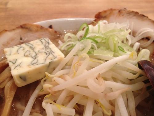 ニンニク大葉バター