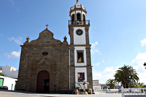 church of San Antonio de Padua, Granadilla