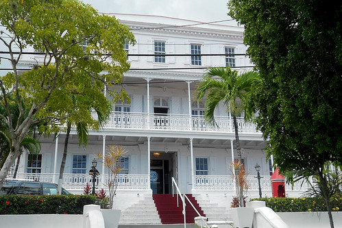 Charlotte Amalie - Government House
