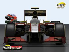 [rFactor] F1RFT 2012 Hispania Rendering 02 W240