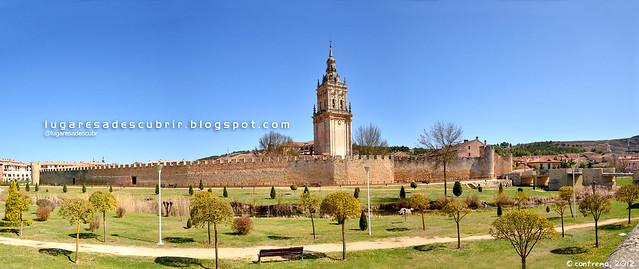 Murallas del Burgo de Osma (Soria, España)
