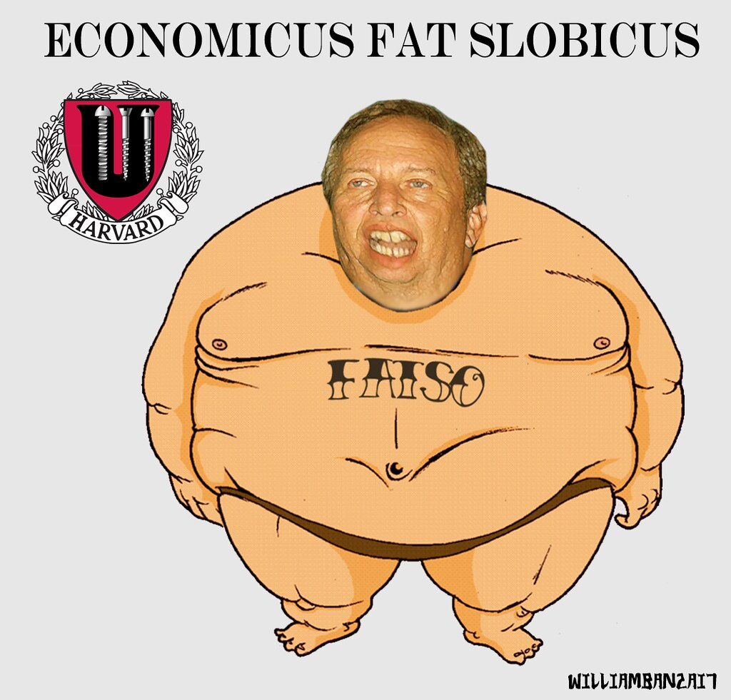 ECONOMICUS FAT SLOBICUS