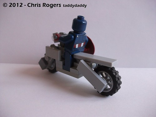 Lego Captain America Bike 2