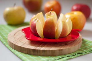 Яблоки для штруделя