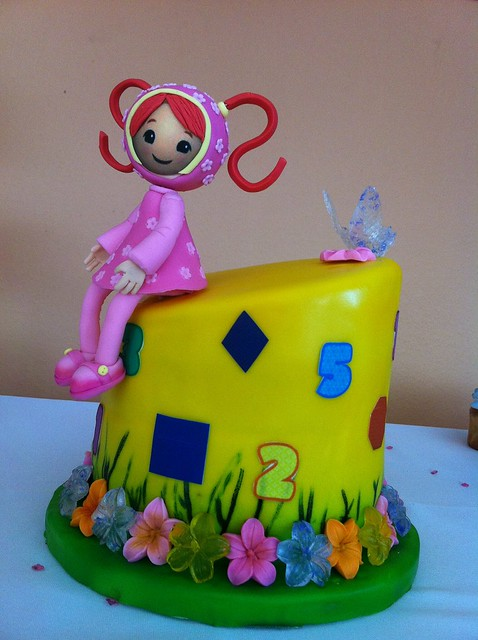 Team Umizoomi Cake Flickr Photo Sharing