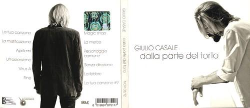Giulio Casale - Dalla Parte del Torto (2012)