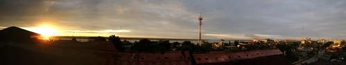 sun sunrise amanecer panoramica panoramicview pucallpa ucayali ucayaliriver rioucayali raymondi coronelportillo pucallpino amanecerpucallpino jrraymondi