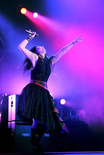 Foto: Evanescence - Lotto Arena (Evanescence - Lotto Arena)