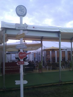 Hay Signpost
