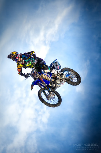 Red Bull X-Fighters 2012 by Andrey Moisseyev