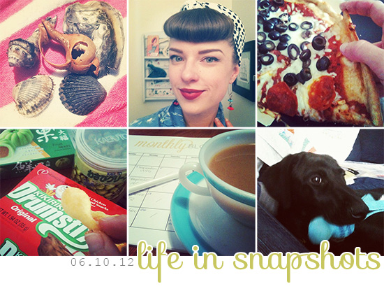 06.10.12 | the week in snapshots