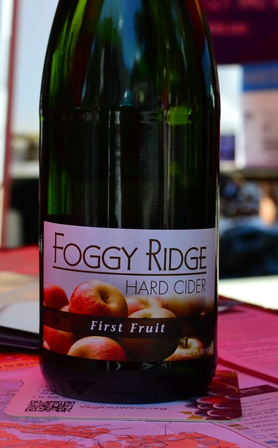 Foggy Ridge Cider