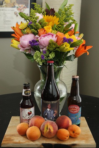 Fruit, and Flowers, and Beer