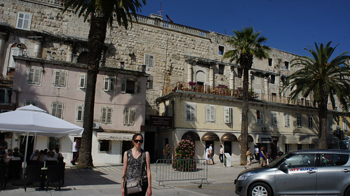 Along the Riva, Split, Croatia