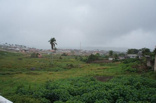 Manhã nublada em Boca da Mata - AL
