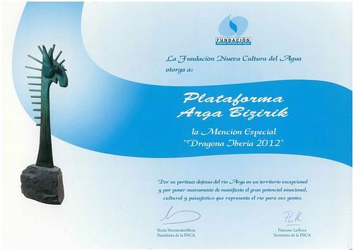Diploma FNCA Arga Bizirik