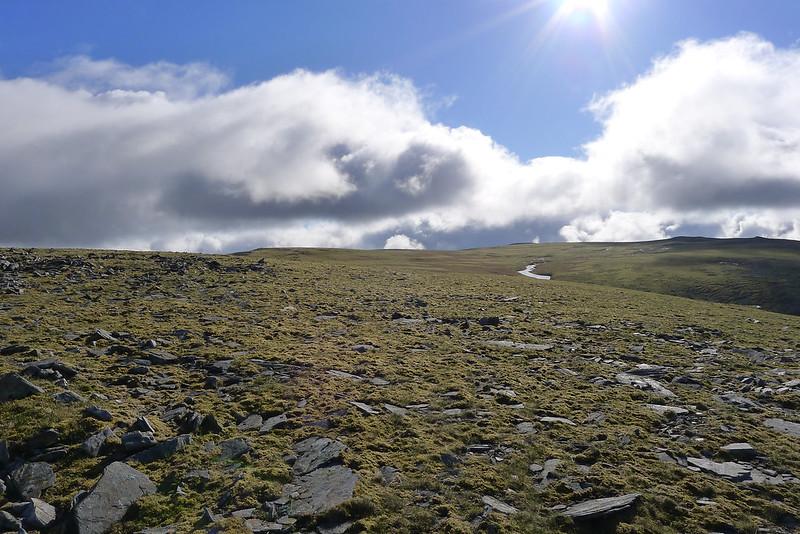 The Ben Alder plateau