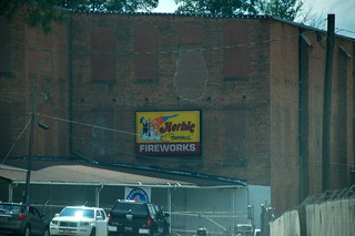 Herbie Fireworks
