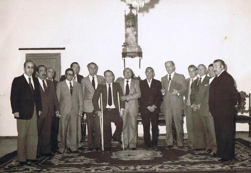 Primera corporación democrática, abril de 1979