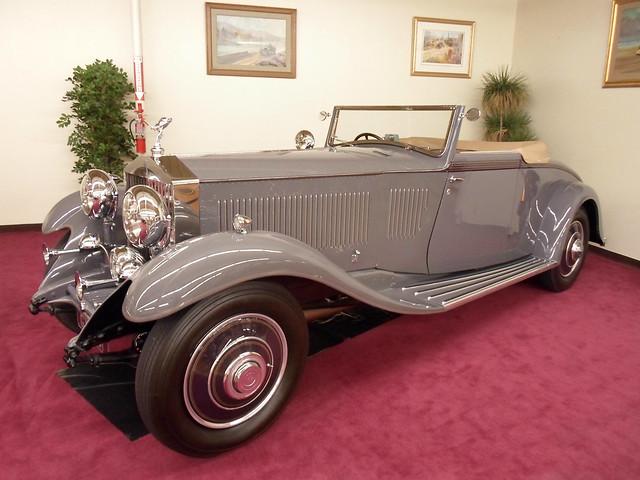 1932 Rolls Royce Phantom II