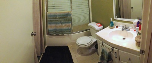 hall bathroom panoramic