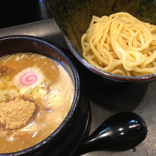 全部のせ黄金つけ麺 / ゴル麺 YOKOHAMA